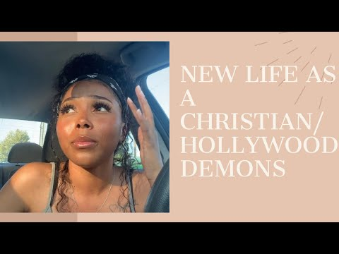 New life as a Christian/ Hollywood demons