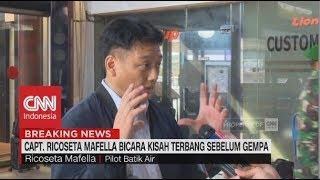 Kesaksian Pilot Batik Air Lolos dari Gempa & Tsunami Palu