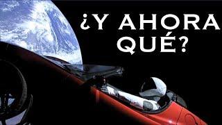LOS SIGUIENTES PASOS DE SPACEX