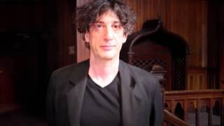 Neil Gaiman Introduces Fortunately, The Milk . . .