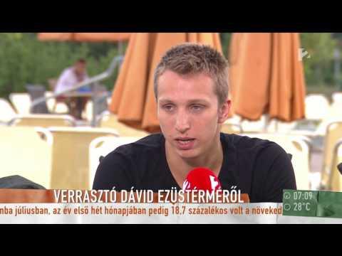 Vizes vb: Így reagált Verrasztó Dávid, amikor édesapja elérzékenyült - tv2.hu/mokka