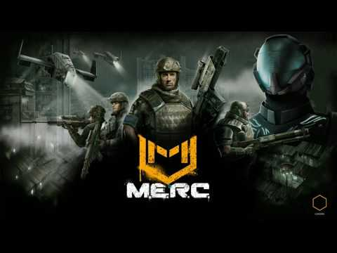 M.E.R.C. - GAMEPLAY [Real Time Tactical Strategy Game]