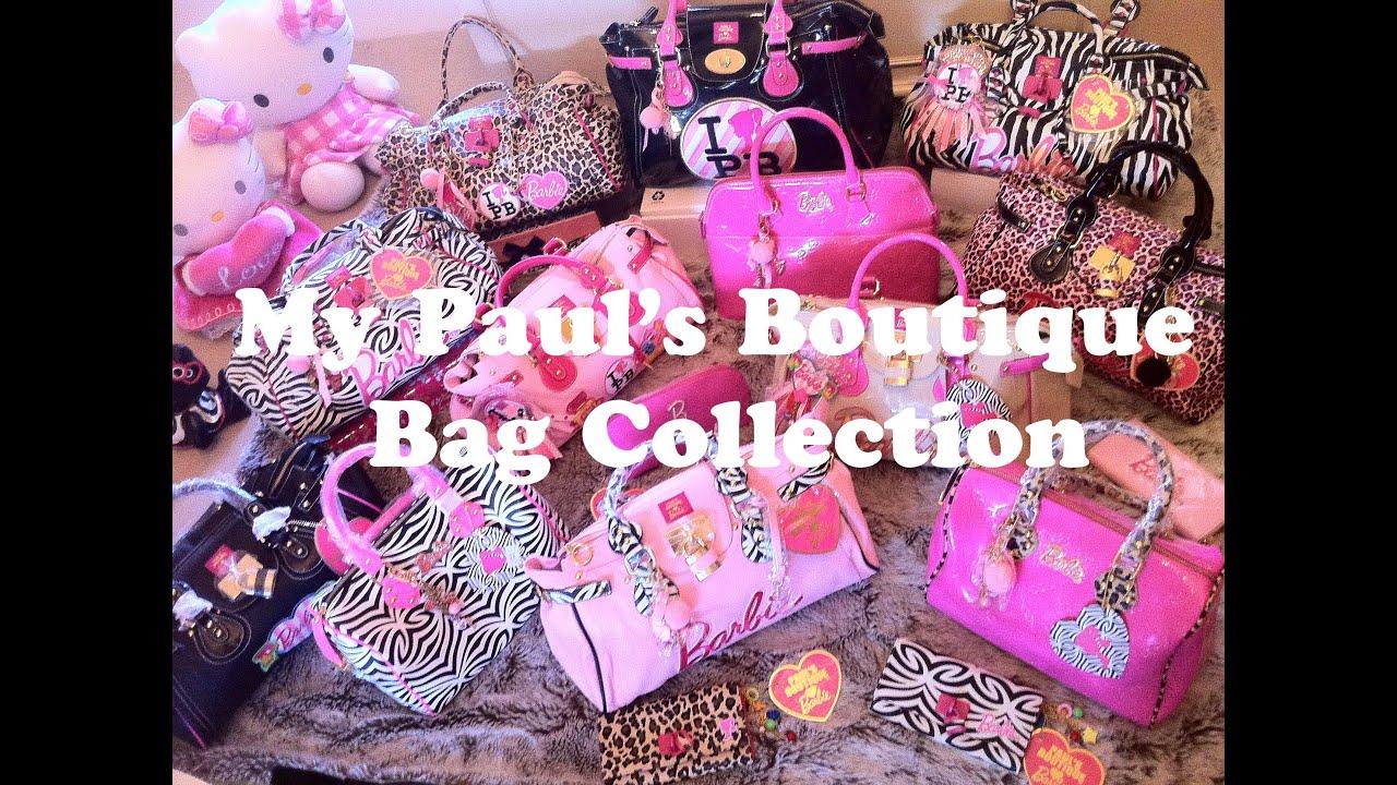 Jemma Pixie Hixon My Paul S Boutique Bag Collection Barbie Bags You