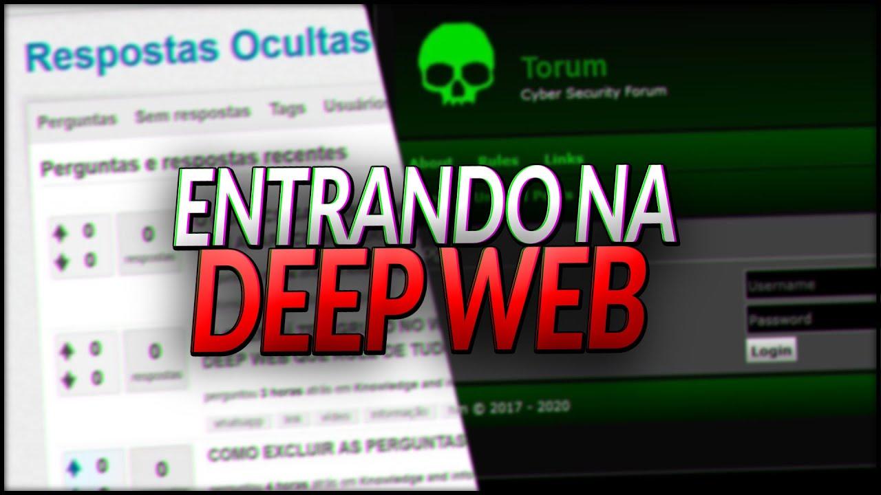 CONFISSÕES! - Entrando na Deep Web #22