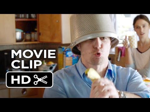 Laggies Movie CLIP - Dad Jokes (2014) - Keira Knightley, Sam Rockwell Movie HD