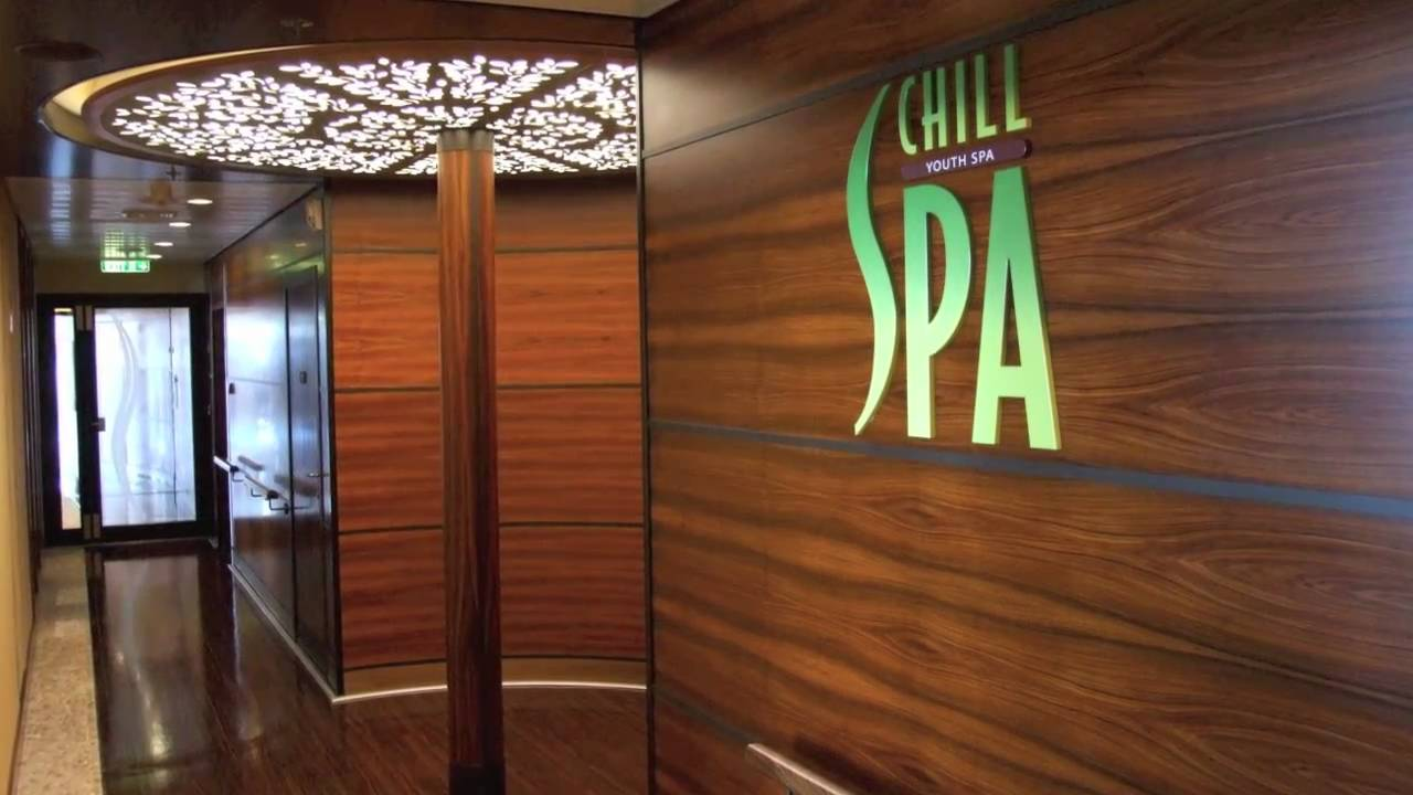 Disney Dream Chill Spa Teen Spa Inside Senses Spa With