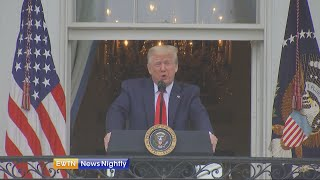 President Trump recommends governors reopen places of worship; CDC issues guidelines