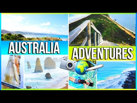Australia Travel Diary: Summer Break VLOG 2016! Darwin, Tasmania & Melbourne