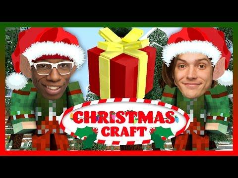 EXTREME PRESENT HUNTING! (Maricraft: ChristmasCraft Pt 2)