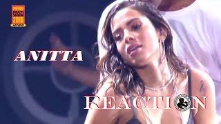 Anitta - Prêmio Multishow 2016: REACTION