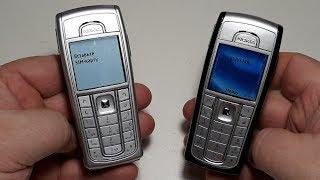 Nokia 6230i Два крутых ретро телефона от перекупа с Германии