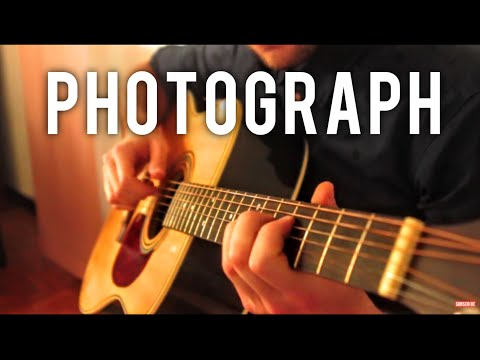 Photograph - Ed Sheeran (INSTRUMENTAL Fingerstyle guitar cover)