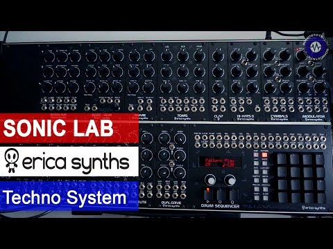 Sonic LAB: Erica Synths Techno System Review