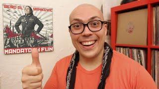 """Weird Al"" Yankovic - Mandatory Fun ALBUM REVIEW"