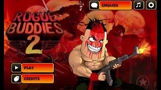 ROGUE BUDDIES 2 | LEVEL 1-3 | SHOOTING GAMES | WALKTHROUGH