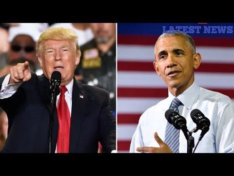 Donald Trump announces Obamacare is 'over' – repeals individual mandate