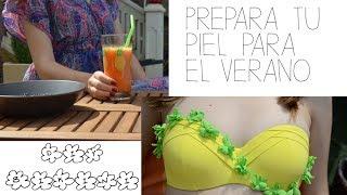 Prepara tu piel para el verano + DIY bikini Thumbnail