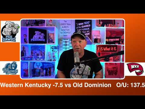 Western Kentucky vs Old Dominion 3/5/21 Free College Basketball Pick and Prediction CBB Betting Tips