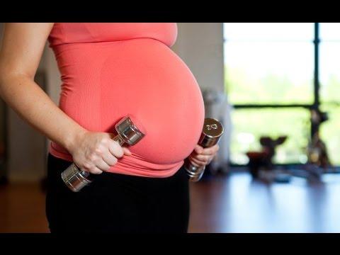 التمارين الرياضية ضرورية اثناء الحمل