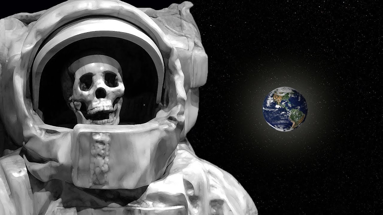 astronaut dying in space - photo #13