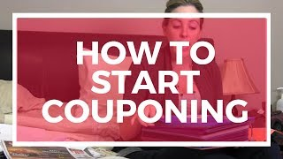 How To Start Couponing: A Realistic Approach