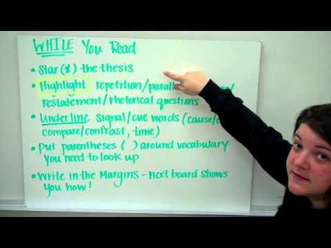 How to Annotate a Speech
