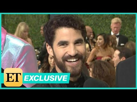 Emmys 2018: Darren Criss Opens Up About Wedding Planning Exclusive