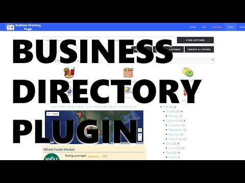 Business Directory Plugin for WordPress