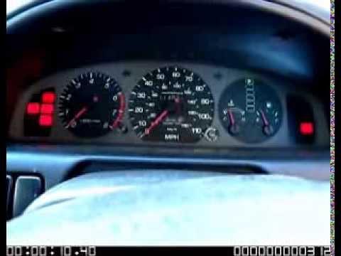 1999 Ford Freda Mazda Bongo Startup Warning Light Sequence Youtube