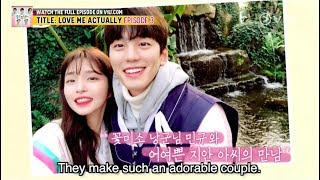Kim Min Gyu is Boyfriend Goals