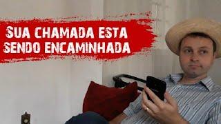 Baixar Sua chamada está sendo encaminhada - Marcelo Parafuso Solto
