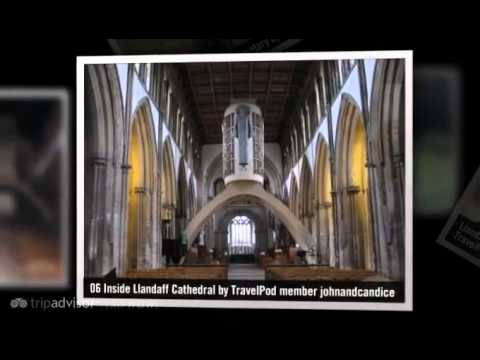 Llandaff Cathedral - Cardiff, Southern Wales, Wales, United