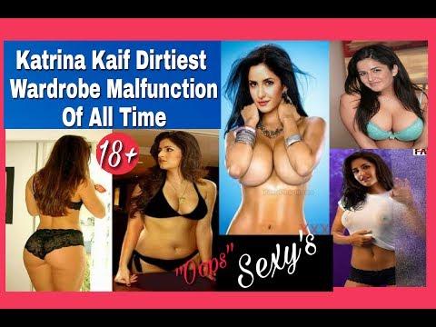 Katrina Kaif Dirtiest Wardrobe Malfunction of All The Time sexy OPPS MomentMoments thumbnail