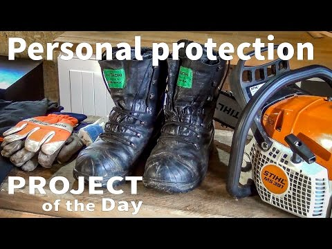 Chainsaw Safety Equipment