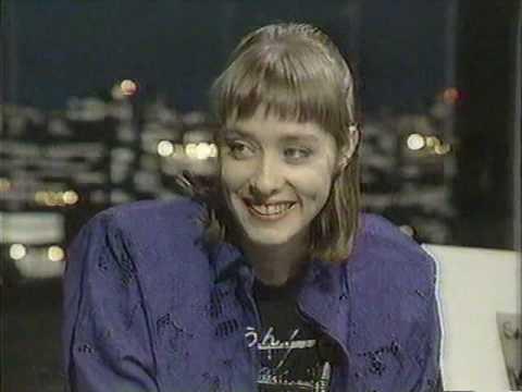 Suzanne Vega Interview 1987?