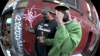 Damu The Fudgemunk, K-SISE, JUNCLASSIC, 3mbrace - Turntable Lab Freestyles NY