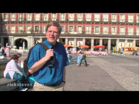 Madrid, Spain: Plaza Mayor and Bullfighting Culture