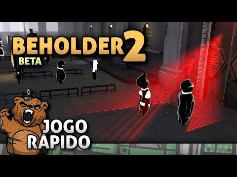 De volta à opressão - Beholder 2 Beta | Jogo Rápido - Gameplay Português PT-BR