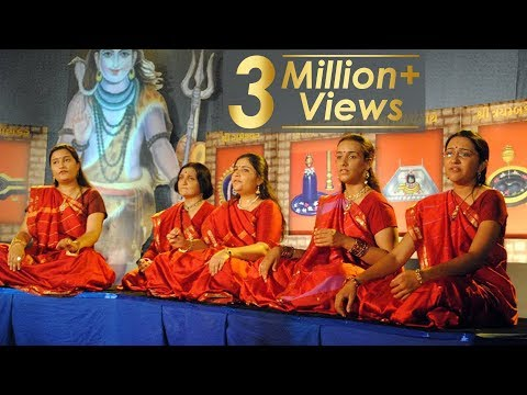Shiv mahimna Stotram with lyrics Chorus | Shyamal Saumil | Devotional Songs
