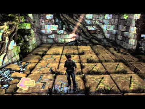 Uncharted 3 La Traición de Drake - Puzle Château nº 2
