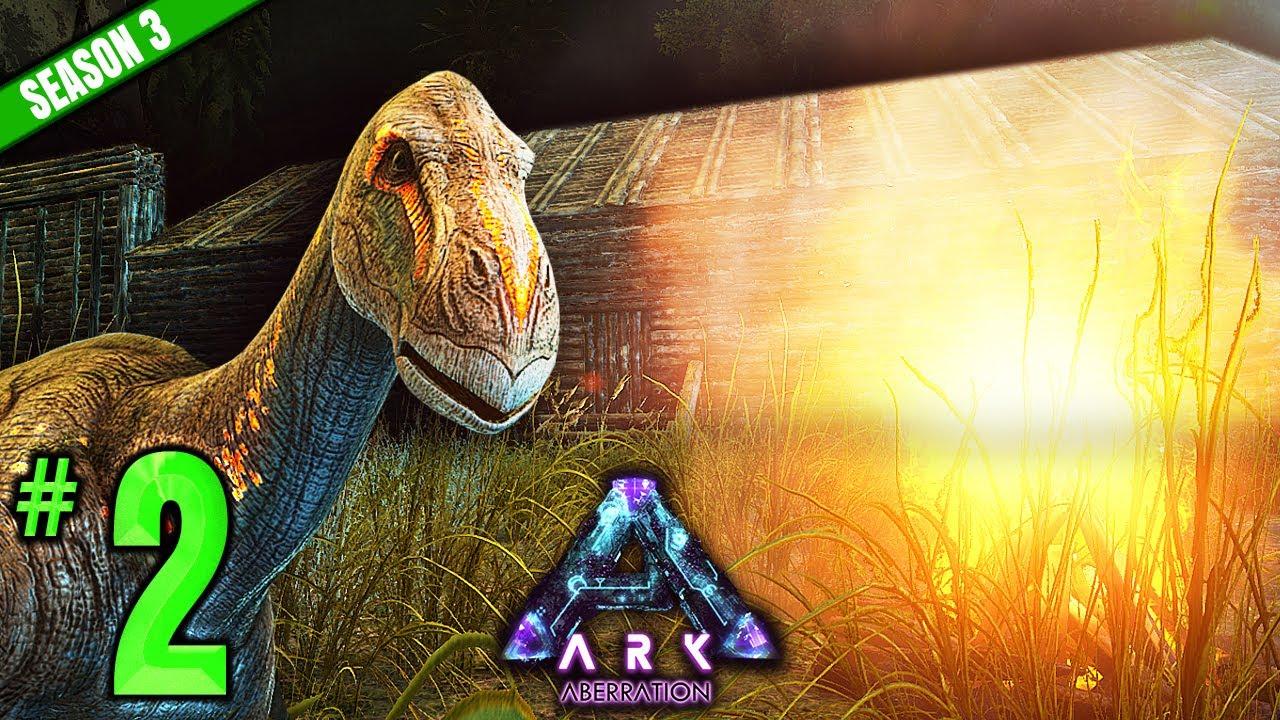 OUR ABERRATION BASE - Part 2 - Ark: Survival Evolved [Co-Op Season 3] thumbnail