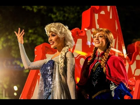Opening Ceremony of Shanghai Tourism Festival, 2015 - Shanghai Disney Resort