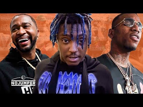 Juice Wrld Going Crazy In The Studio! Featuring Zaytoven & Z Money