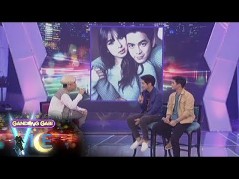 GGV: Are Joshua Garcia and Julia Barretto dating?