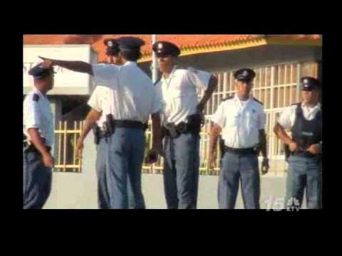 Noticia Awenochi Korps Politie Aruba