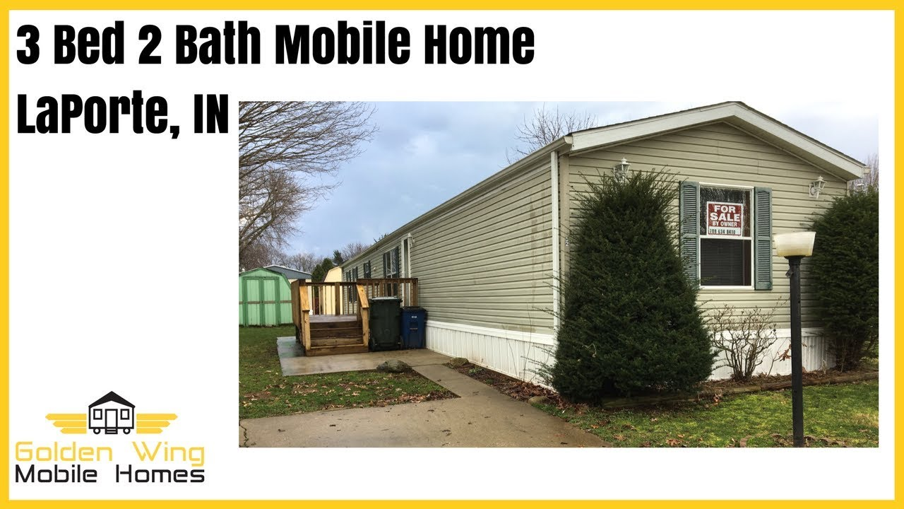 I CAN'T BELIEVE IT 3 Bed 2 Bath Mobile Home Virtual Tour, LaPorte IN on a lincoln home, a split level home, a arizona home, a minimalist home, a kansas home, a simple home, a rental home, a new york home, a hong kong home,