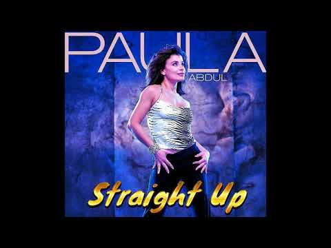 Paula Abdul - Straight Up - REMASTERED