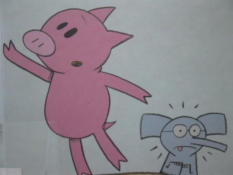 An Elephant & Piggie Book -  I Am Going ! - Read Aloud Story Books