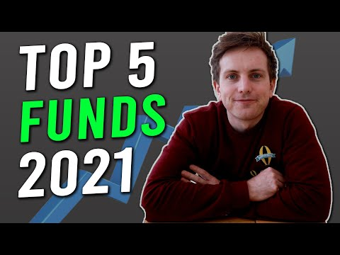 Top 5 Investment Funds for 2021