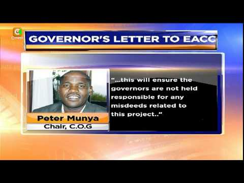 Governors: We were forced to sign for the medical equipment